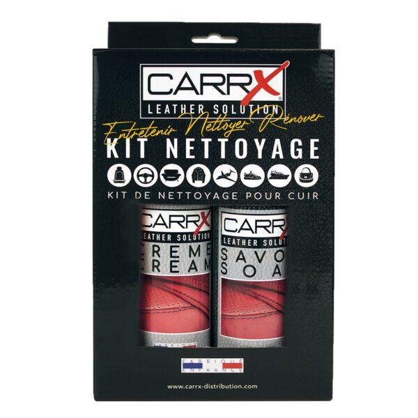 Kit de Nettoyage pour le cuir